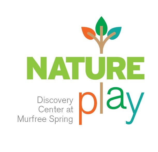 Discovery Center at Murfree Spring - Nature Play Strategic Plan, Logo