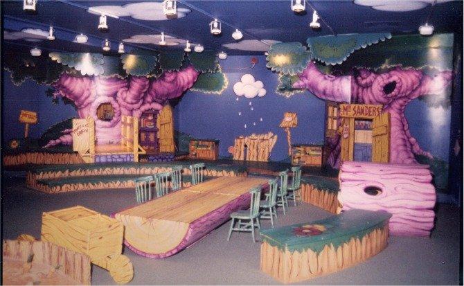 """Children's Museum of Manhattan """"Winnie the Pooh"""""""