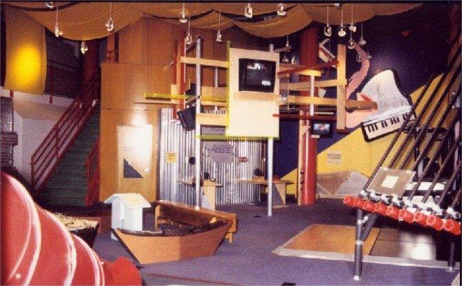 "Children's Museum of Manhattan ""Soundsfun"", Opened 1995"