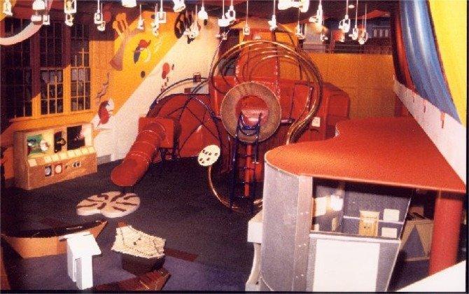 "Children's Museum of Manhattan, ""Soundsfun"", Opened 1995"