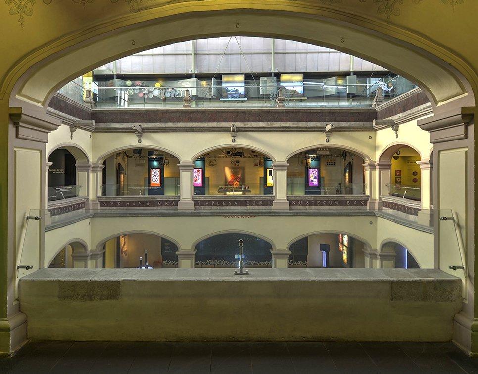 MIDE, Museo Interactivo de Economía, Mexico City
