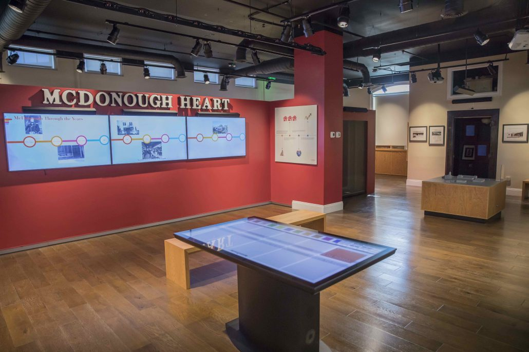 C.O. Polk Interactive Museum